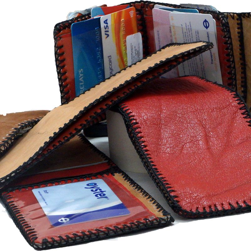 basiima leather wallets