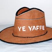 Bark Cloth Hat