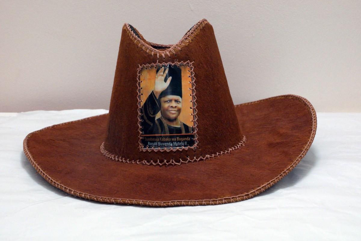 Bark Cloth Cowboy Hat