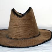 Sand Suede Cowboy Hat