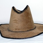 Basiima cloth Cowboy Hat