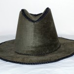 Dark Cloth Cowboy hat