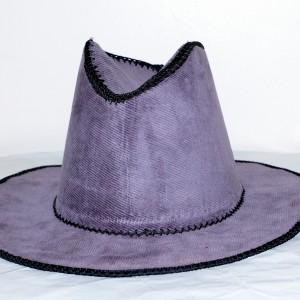 Classic Suede Cowboy Hat