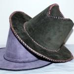 Midnight Suede Cowboy Hat