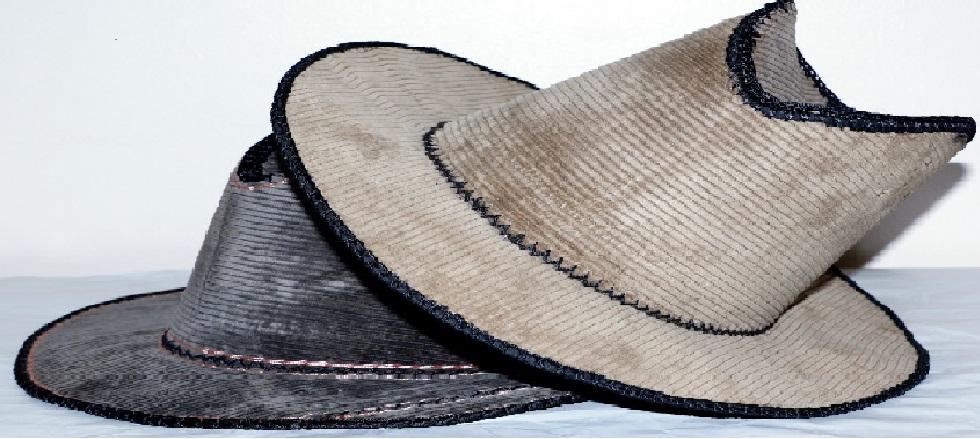 suede Cowboy hats